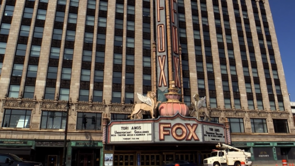 The Fox in Detroit